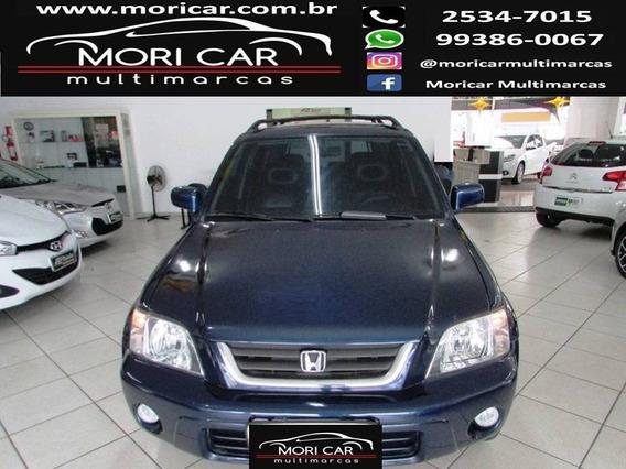 Honda Crv 2.0 Si 4x4 16v Gasolina 4p Automático 2000