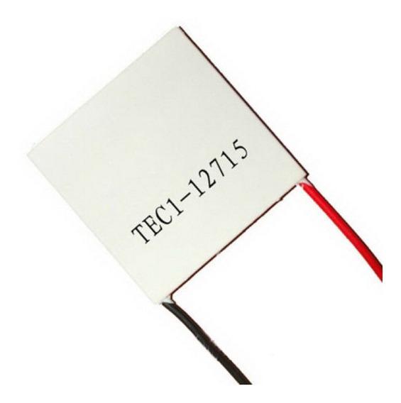 Placa Celda Peltier Termoelectrica Tec1-12715 231w