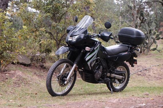 Kawasaki Klr650 Trail En Venta - Estado Perfecto