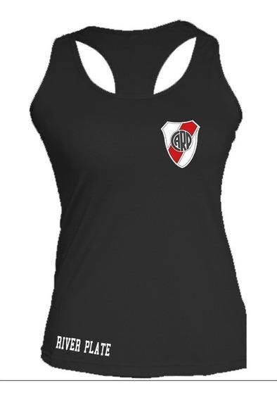 Musculosa De Mujer River Plate