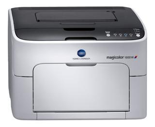 Impresora Laser Konica Minolta Magicolor 1600w
