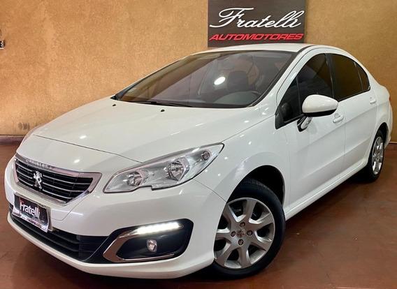 Peugeot 408 1.6 Active Permuto Financio