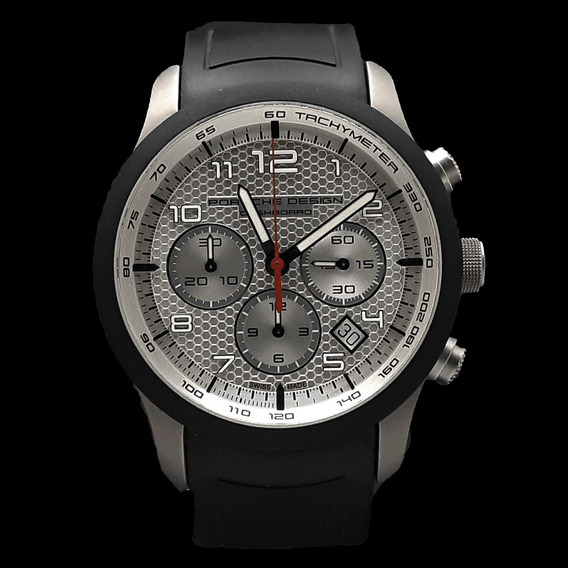 Porsche Design Dashboard Chronograph Titanium 42mm