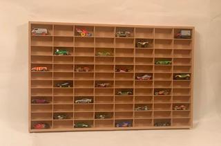 Coleccionador Organizador Para Hotwheels (96 Carritos)