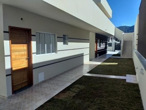 Casa Para Venda, 2 Dormitórios, Botujuru - Mogi Das Cruzes - 2901