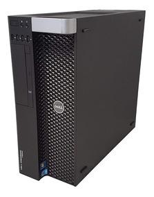 Workstation Dell Precision T3600 Xeon E5 16gb Quadro600 Nfe