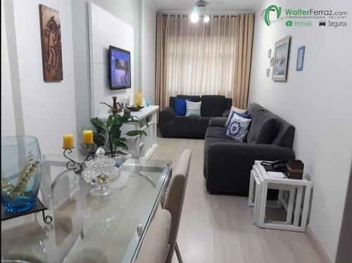 Imagem 1 de 14 de Surpreendente 2 Dormitórios 1 Suíte No Bairro Mais Charmoso A Vila Matias - 2470