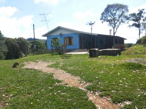Chácara A Venda No Bairro Centro Em Bocaiúva Do Sul - Pr.  - 371-1