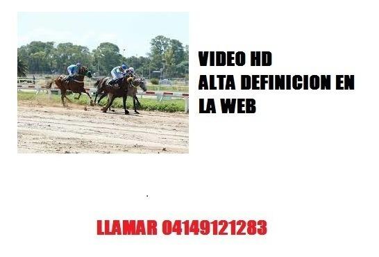 Video De Carreras Americanas Tvg Hd