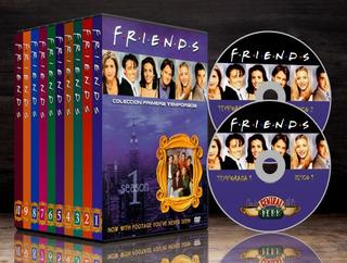 Friends Serie Completa De Coleccion!