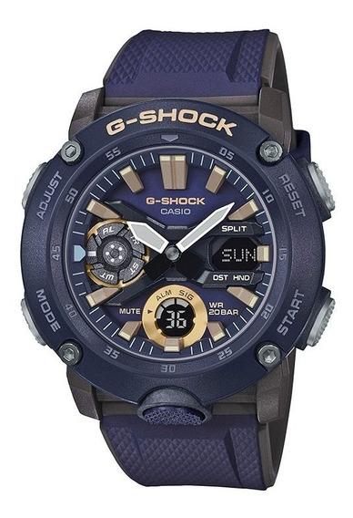 Reloj Hombre Gshock Casio | Ga-2000 | Envío Gratis