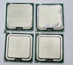 Kit 4 Processador Intel Xeon 3075 2.66ghz 4mb 1333 / Cooler