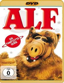 Alf Serie Completa Latino Dvds