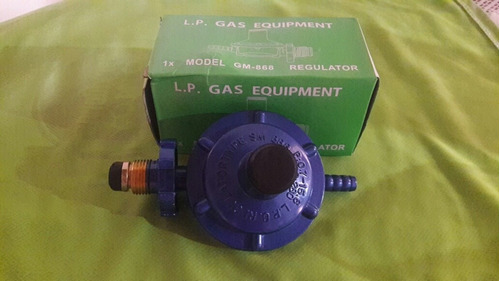 Regulador De Bombona De 18 Lo Y43kl