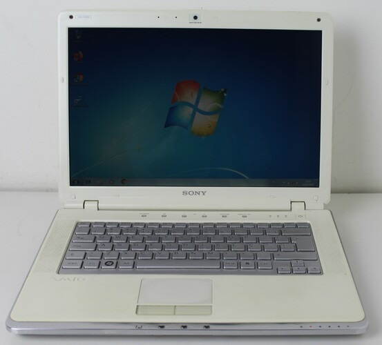 Notebook Sony Vaio Vgn-cr260a 14 Core 2 Duo 2ghz 3gb Hd250gb