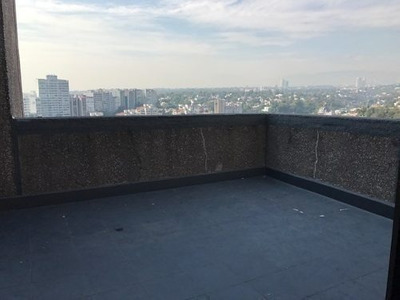 Penthouse En 2 Niveles, 600m2, Terrazas, Vista Panorámica