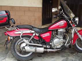 Motocicleta Suzuki Marauder 250