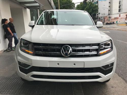 Volkswagen Amarok Highline 0km 4x2 Nueva Vw Cd 2.0 Precio G