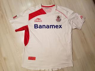 Camisa Deportivo Toluca Comemorativa 50 Anos Atletica