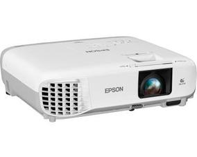 Projetor Epson Powerlite Xga,1024x768 3500 Ansi Lúmens X39