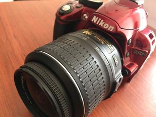 Nikon D3100 Réflex Digital - Cámara Profesional