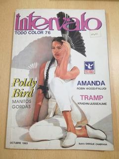 Intervalo Todo Color N°76 Columba 1993 Argentina