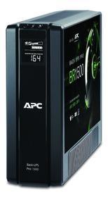 Ups Apc Br1500g-ar 1500va Estabilizador Ideal Gamer Br1500