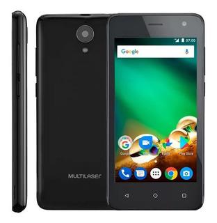 Smartphone 4g. 4,5 Multilaser-preto
