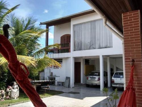 Belíssima Casa Com 15 Metros Do Mar - Itanhaém 6257 | A.c.m