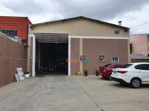 Barracão À Venda, 260 M² Por R$ 750.000,00 - Pineville - Pinhais/pr - Ba0009