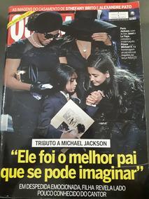 Revista Quem N°461 - Tributo A Michael Jackson