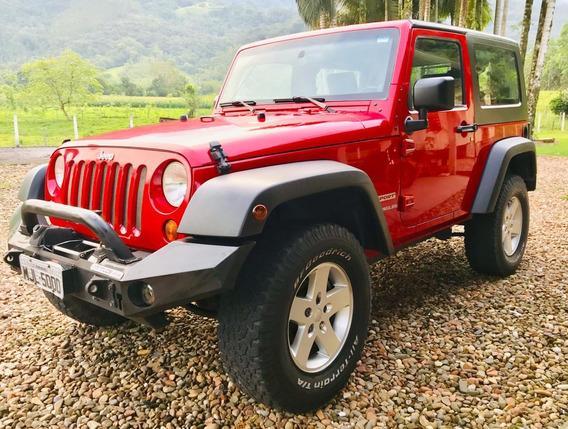 Jeep Wrangler Sport V6 3.8 L (leia Todo Anúncio)