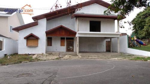 Casa À Venda, 400 M² Por R$ 850.000,00 - Jardim Altos De Santana I - Jacareí/sp - Ca3296