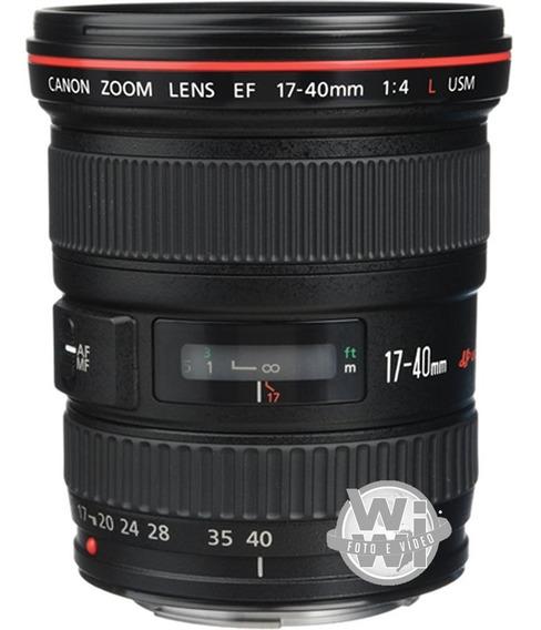 Canon Ef 17-40mm F/4l Usm (usado)