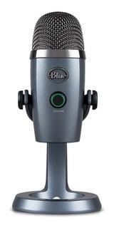 Microfono Profesional Blue Yeti Nano Grey - Revogames