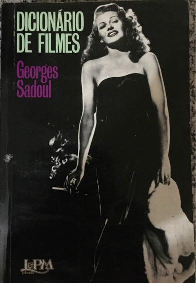 Dicionário De Filmes - Georges Sadoul