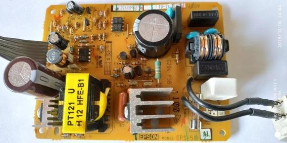 Placa Fonte Epson Lx 300 + Ll