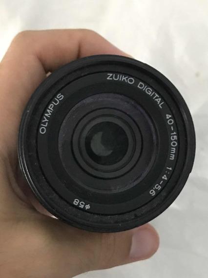 Lente Olympus Zuiku 40-150mm F/4-5.6