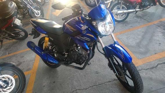 Vendo Yamaha Fazer 150 Cc Sed 2016