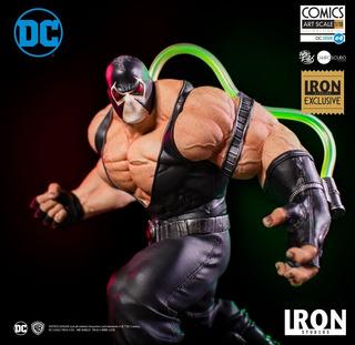 Iron Studios Bane Deluxe 1/10 Dc Comics (ivan Reis)