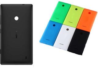 Tampa Traseira Nokia Lumia Microsoft 520 N520 Várias Cores