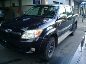 Toyota Hilux 3.0 I Srv Cab Doble 4x4 Doble Airbag 2008