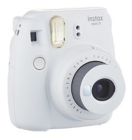 Câmera Instantânea Fuji Instax Mini 9 Branco Gelo - Original