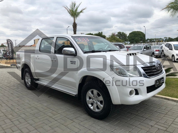 Toyota Hilux - 2013 / 2013 3.0 Srv 4x4 Cd 16v Turbo Interco