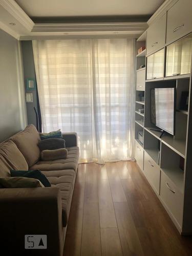 Apartamento À Venda - Vila Das Mercês, 2 Quartos,  70 - S893134837