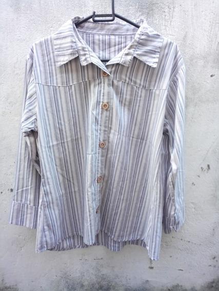 Camisa Em Tecido 3