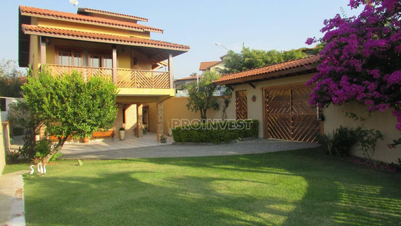 Casa Bem Localizada Na Granja Viana - Ca16053