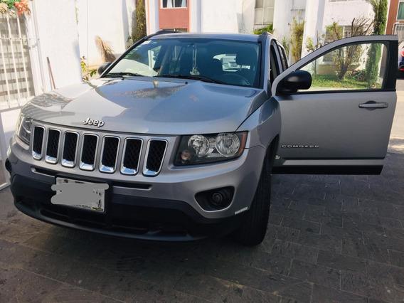 Jeep Compass 2014 Segura Cómoda Amplia Papeles Al Corriente