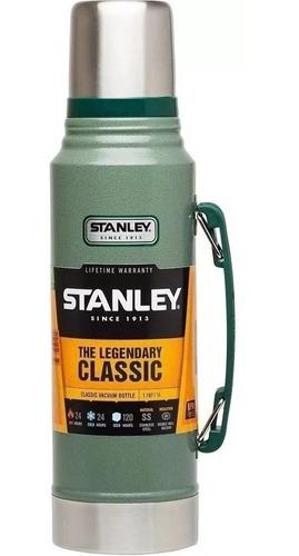Termo Stanley 1lt Con Manija