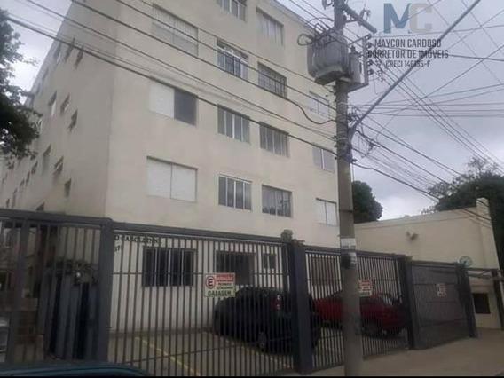 Apartamento A Venda No Bairro Vila Alpina Em São Paulo - - 1162-1